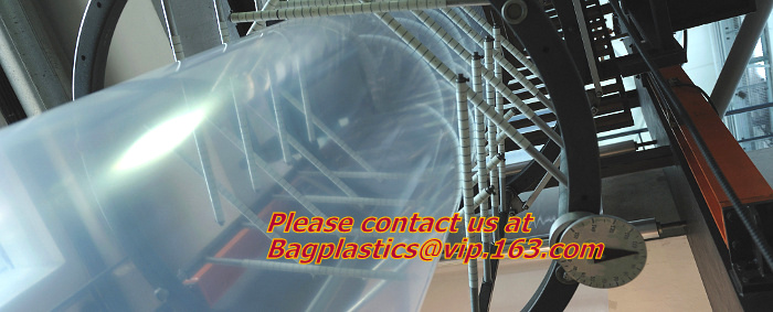 Nylon, Poly Co-Extrusion Transparent Thick plastic roll