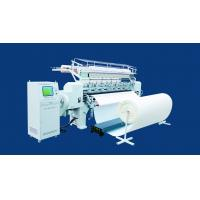 Three Needle Bar Mattress Industrial Quilting Machine Stitch Length 2-6 MM