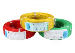 China Automobile lead wires Teflon insulated wire take care for your safty on sale