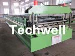 Hi-Rib Trapezoidal Roof Wall Panel Roll Forming Machine for Roof Wall Panel