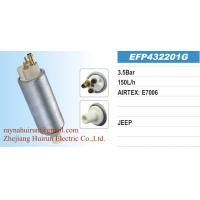 China AIRTEX E7006 Electric Fuel Petrol Pump 3.5Bar 150L/h JEEP on sale