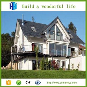 China canadian easy assemble modern two bedroom prefabricated wood house on sale