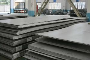 China Inconel 625 / UNS N06625 Nickel Alloy Plate / Nickel Alloy Round Plate on sale