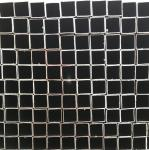 China market Oiled Square and rectanguar cold rolled Black Annealed Steel Pipe