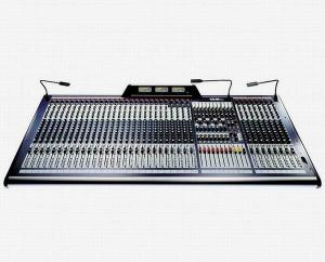 China Soundcraft GB8- 24 Channel Live Audio Mixer Plus Flight Case on sale