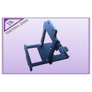 China Aluminum 6061-T6 Part Custom Machining Services Anodizing Frame of 3D Printer supplier