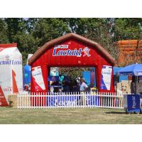Lactaid Inflatable Booth Advertising Inflatables Water And Fire Proof