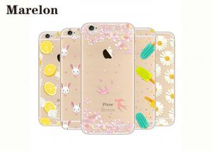 China Apple IPhone 6 6s TPU Phone Case Customized Printing Maintaining Phone Sleek Look on sale