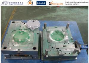 China Professional Thin Wall Custom Injection Molding , Custom PVC Molding Plastic Cover on sale