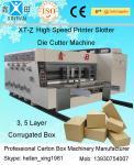 maquinaria de la impresora de Flexo del cartón del tamaño de la impresión de 1450 x2300mm con precio económico