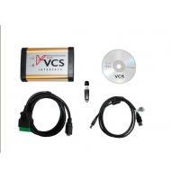 CD Drive 8 - 12V DC Car Diagnostics Scanner With CPU 300MHz VCS Vehicle Communication