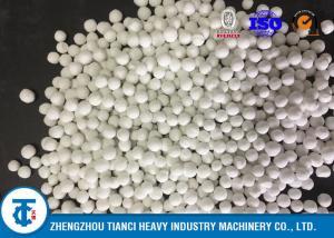 China Ball Shape NPK Fertilizer Plant , One Year Guaranteed NPK Granulation Plant on sale
