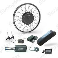 500 Watt Gearless Hub Motor , 48v Mountain Bike Electric Motor Kit