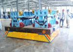DC Motor Control Industrial Electric Carts , Push Button Operate Heavy Duty Die Carts