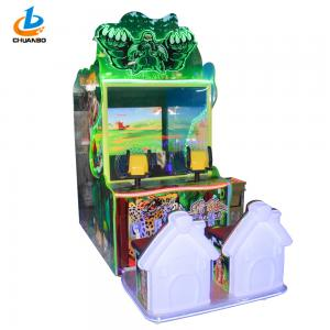 China 42 Inch Giant Shooting Arcade Machine , Double Player Coin Operated Game Machine on sale
