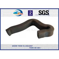 Drive-on (knock-on) rail anchors and Spring type (wrench-on) rail anchor