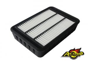 China Auto Air Cleaner Element 1500A023 Air filter For Mitsubishi Lancer Outlander Peugeot 4007 4008 Citroen C4 supplier