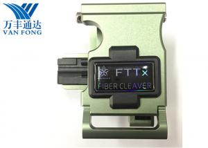 China Single Fiber 0.25mm 0.9mm Splicing Machine Cleaver With Superior Blade Height on sale