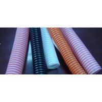 Single Wall Corrugated Flexible Tubing Organic Insulation Chemistry