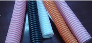 China Single Wall Corrugated Flexible Tubing Organic Insulation Chemistry on sale