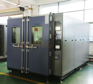 China Photovoltaic modules testing Chamber:for TC, HF, DH with capacity to test 8-10 modules at a time on sale