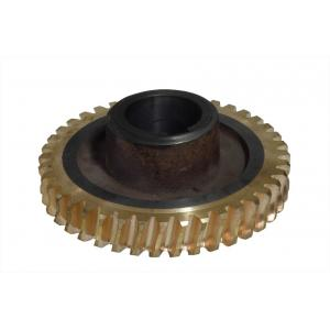 China Copper worm wheel for worm-gear case WDZ15 on sale