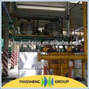 China palm oil production machines in nigeria fruit flow cone head on sale