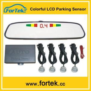 China Colorful LCD Parking Sensor on sale