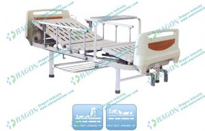 China Multi - Functions medical hospital equipment bed , rolling bariatric hospital beds on sale