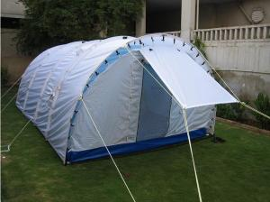 China refugee tent tunnel tent on sale