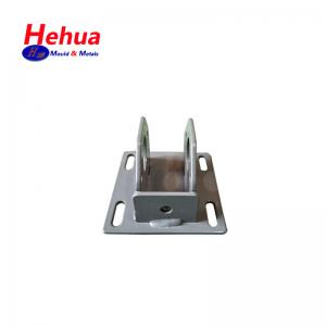 China High Voltage Motor Metal Welding Parts With Spray Paint Surface Treatment on sale