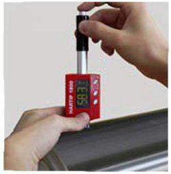 China Hartip1800 Portable Hardness Tester with ten different type of language for choice on sale