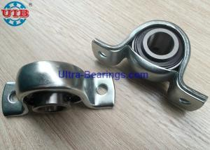 China UCPP204 Spherical Ball Bearing With Zinc Plated Pressed Steel Housing For Textile Machine on sale