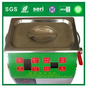 China ultrasonic injector cleaning machine on sale