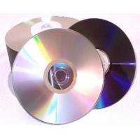 Customized 4.7GB Dvd R Blank Disc DVD R / CD R Replicated Discs Blue Ray Discs