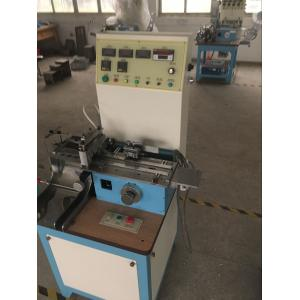 China Fast Piece Cutting Automatic Label Cutter Machine 220V / 110VAC on sale