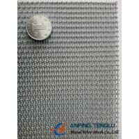 China SS304, SS304L, SS316, SS316L Rod Cable Mesh as Glass Laminated Wire Mesh on sale