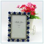 Shinny Gifts Metal materials fashion photo frame for wedding gifts