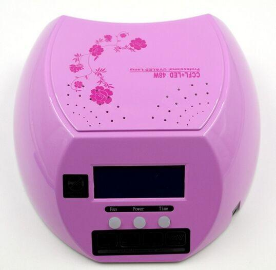 With 48w System Ccfl Professional Nail Lamp Display And Lcd Led Uv Y6gyvfb7