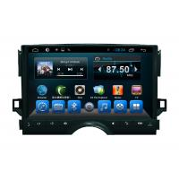 "10.1"" Pure Android Car GPS Navigation Toyota Reiz with USB SD 3G Wifi"