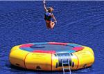 Outdoor Sport Inflatable Water Toys / Inflatable Water Trampoline