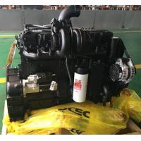 Air To Air Cooled 8.9L Cummins 6 Cylinder Diesel Engine , Turbo Diesel Motor