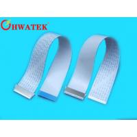 FFC Flat Ribbon Cable , Light Weight Flexible Ribbon Cable For Printers / Copiers