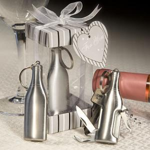 China 6 Function Beer Bottle Shape Multi Wine Corkscrew Bottle Opener on sale