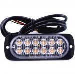 China Universal Super Bright Car Truck Warning Light Caution Emergency strobe light 12-24V 36W wholesale