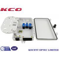 6port FDB Fiber Optic Terminal Box FTTH IP67 Waterproof 1x6 1x12 Splitter Box KCO-FDB-06D
