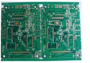 China Six Layer PCB Transformers Board, CEM-3 FR-4 Printed Circuit Assembly Immersion Tin on sale