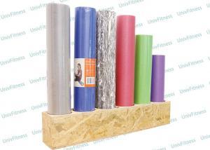China High Density Yoga Foam Roller Exercises For Back Workout EPE Molded on sale
