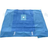 China Disposable Extremity Surgical Drapes Shoulder Drape For Upper Limb Aperture With Absorbent Reinforced on sale