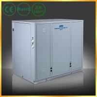 China Air Conditioning Water Source Heat Pumps 4.85 COP Water Heater on sale